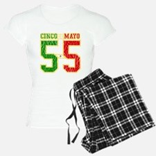 Cinco de Mayo Athletic Dept Pajamas
