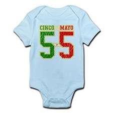 Cinco de Mayo Athletic Dept Body Suit