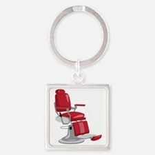 Barber Chair Keychains