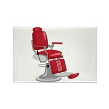 Barber Chair Magnets