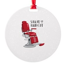 Save And A Haircut Ornament