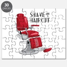 Save And A Haircut Puzzle