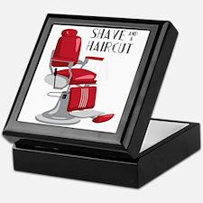 Save And A Haircut Keepsake Box