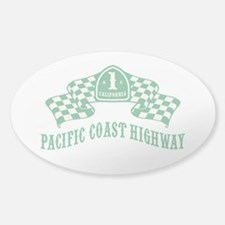 Highway 1 MC Decal