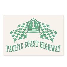 Highway 1 MC Postcards (Package of 8)