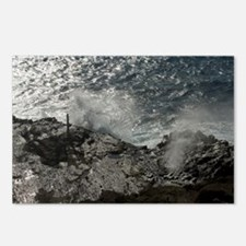 Halona Blow Hole Postcards (Package of 8)