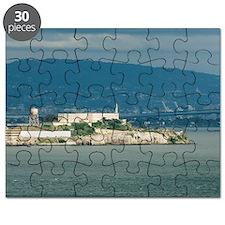 Alcatraz Island Stormlight Puzzle