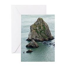 Three Rocks Greeting Card