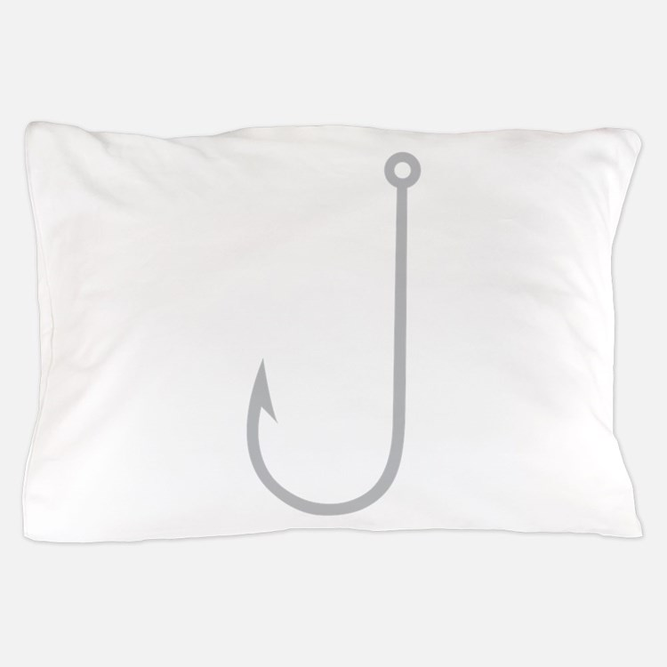 Fishing hook bedding fishing hook duvet covers pillow for Fishing hook cover