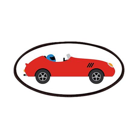 Race Car Patches