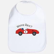 Wanna Race? Bib