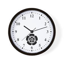 Oda Nobunaga Wall Clock