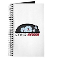 GOING FOR SPEED Journal