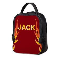 Funny School lunch Neoprene Lunch Bag