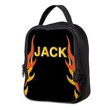 Cute School lunch Neoprene Lunch Bag