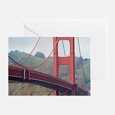 bridge details Greeting Card