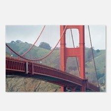bridge details Postcards (Package of 8)