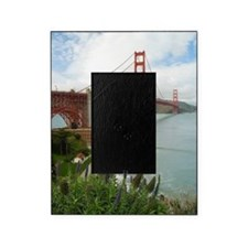 golden gate bridge south Picture Frame