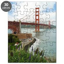 golden gate bridge south Puzzle