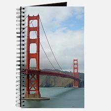 golden gate and bridge Journal