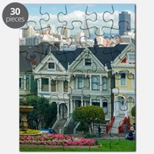 Painted Ladies Puzzle