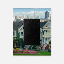 Painted Ladies Picture Frame