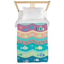 Under the Sea Twin Duvet