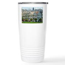 Alamo Square Travel Mug