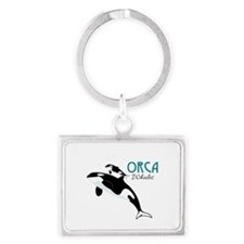 Orca Whales Keychains