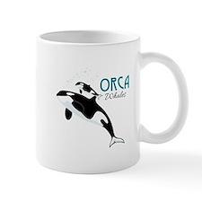 Orca Whales Mugs