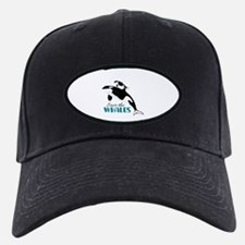 Save The Whales Baseball Hat
