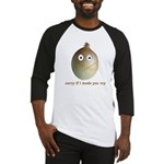 Mr. Onion Baseball Jersey