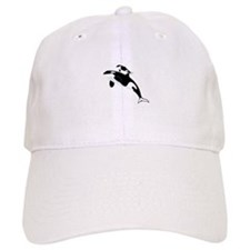 Killer Orca Whales Baseball Baseball Cap