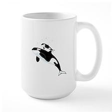 Killer Orca Whales Mugs