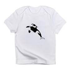 Killer Orca Whales Infant T-Shirt