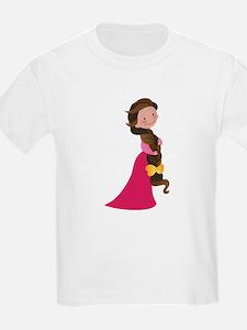 Princess In Pink T-Shirt