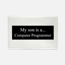 Son - Computer Programmer Magnets