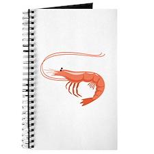 Prawn Shrimp Journal