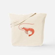 Prawn Shrimp Tote Bag