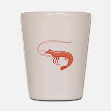 Prawn Shrimp Shot Glass