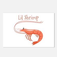 Lil Shrimp Postcards (Package of 8)