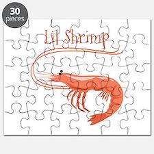 Lil Shrimp Puzzle