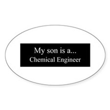 Son - Chemical Engineer Decal