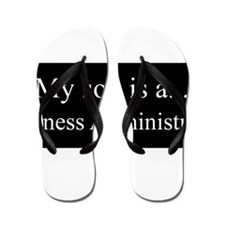 Son - Business Administrator Flip Flops