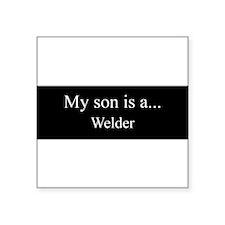 Son - Welder Sticker