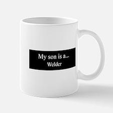 Son - Welder Mugs