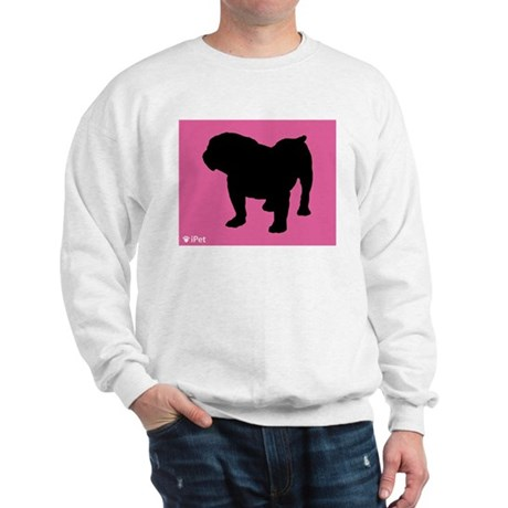 Bulldog iPet Sweatshirt