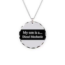 Son - Diesel Mechanic Necklace