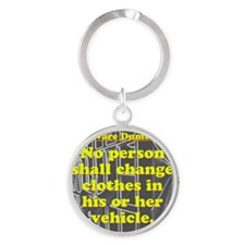 Defendant's Rights Oval Ornament