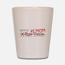 Job Mom X-Ray Tech Shot Glass